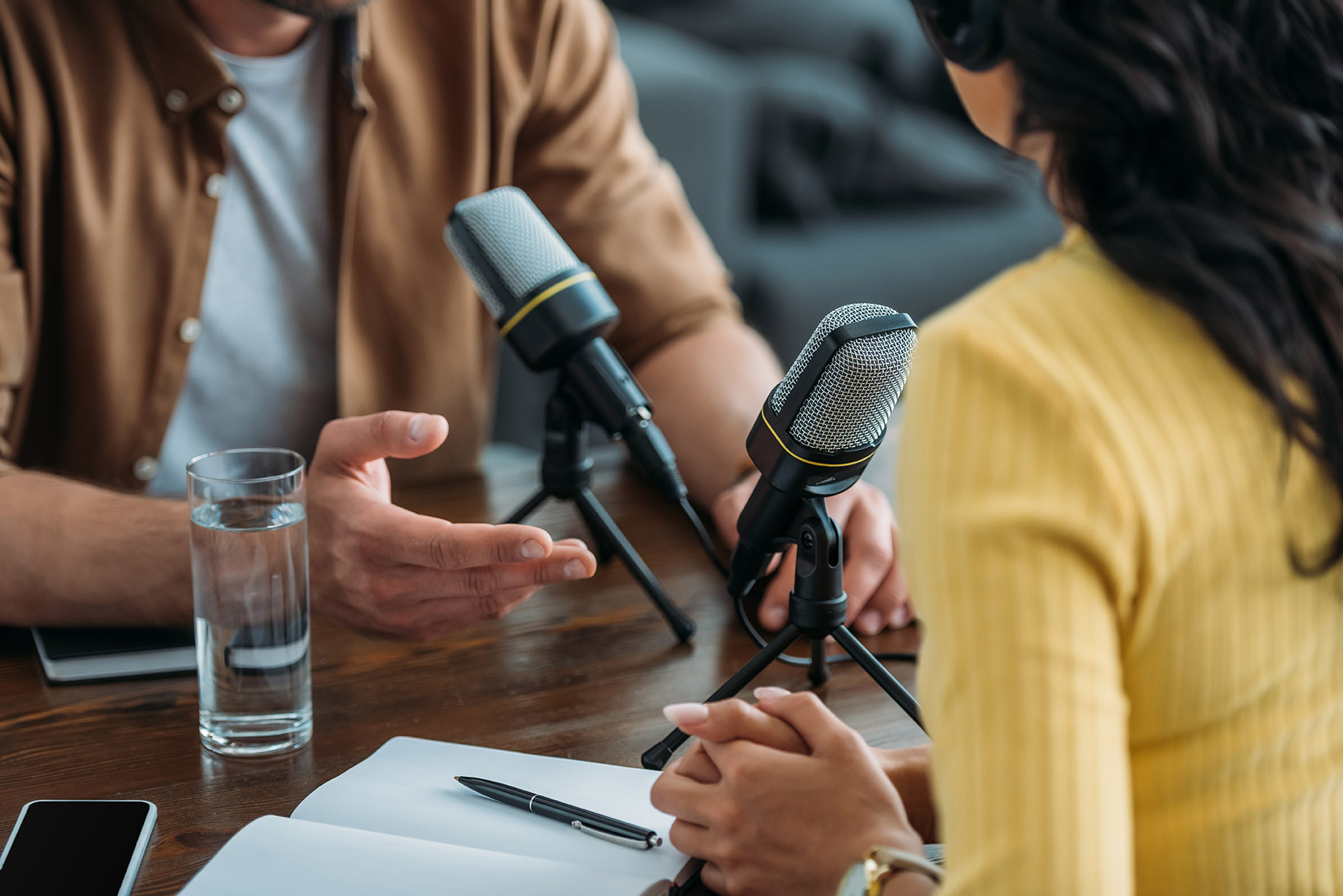 podcast transcript and seo