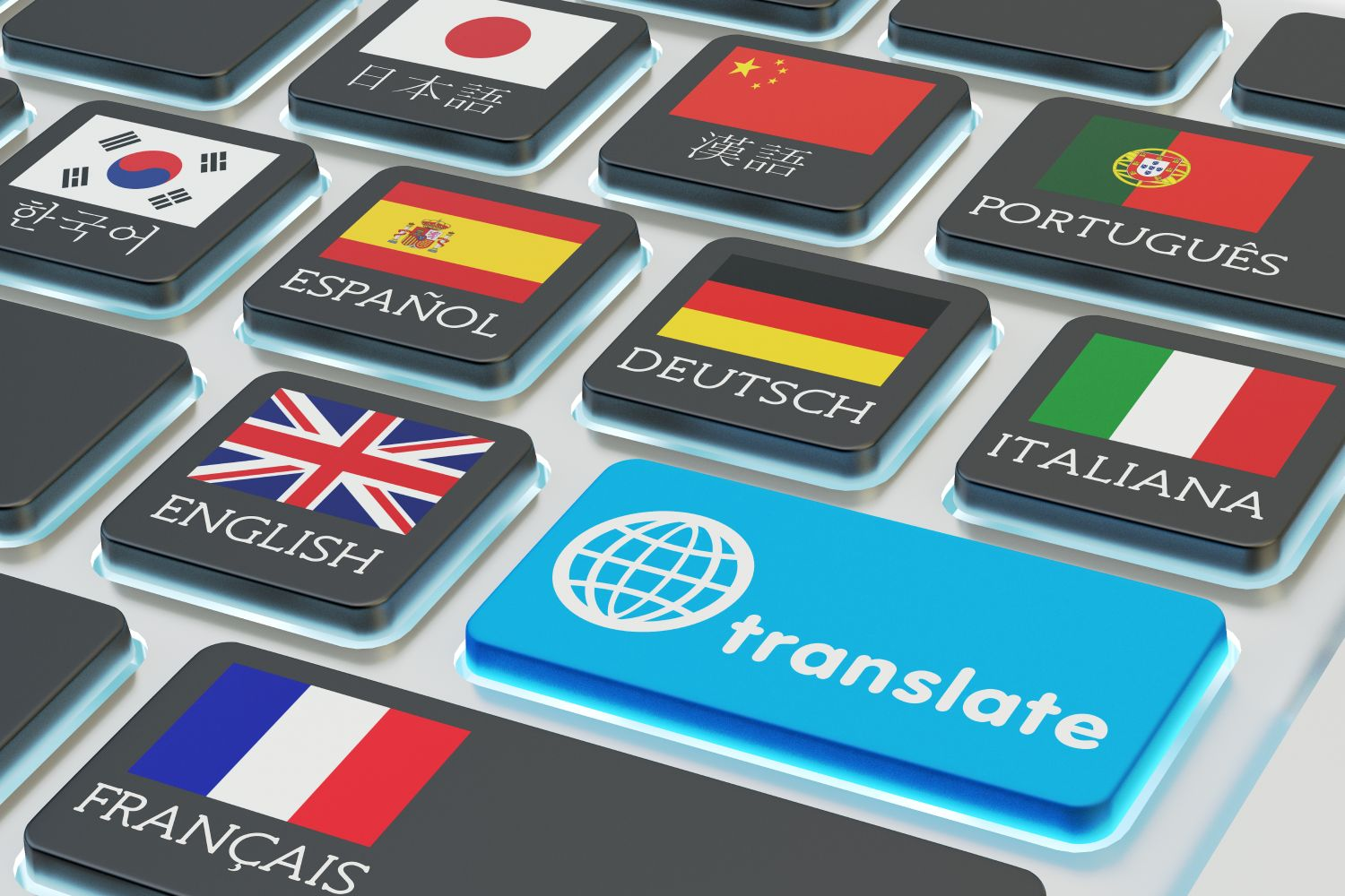 10 Most Translated Languages